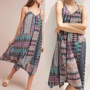 Anthropologie Akemi + Kin Riviera Tasseled Dress